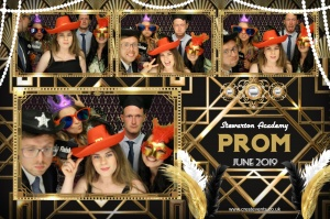 Prom Photo Booth Design
