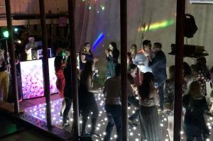 Crest Events Dance Floor