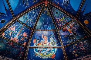 Alasdair-Gray-Mark Oran Mor Ceiling
