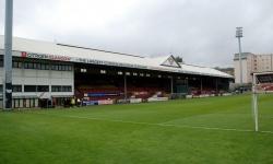 Firhill stadium Maryhill