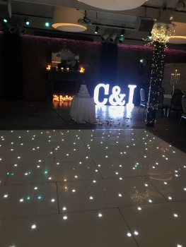 Light Up Letters 3.5 Foot