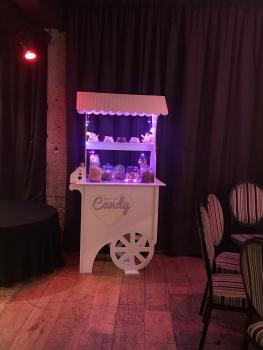 Bar 29 Candy Cart