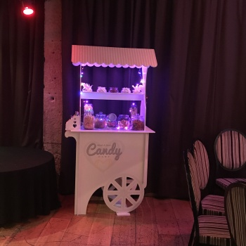 Bar 29 Candy Cart