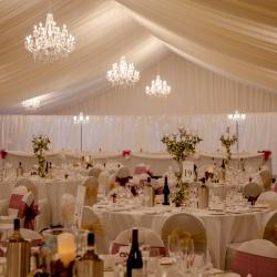 Indoor Wedding marque