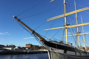 Tall Ship Front